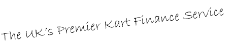 The UK's Premier Kart Finance Service
